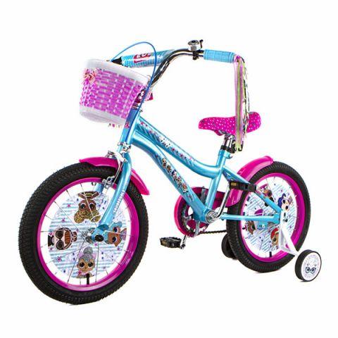 1toy Самокаты BH16165 Детский велосипед Navigator LOL