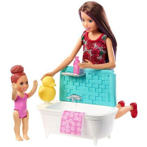 "Mattel Barbie FXH05 Набор ""Няня"" (в ассортименте)"