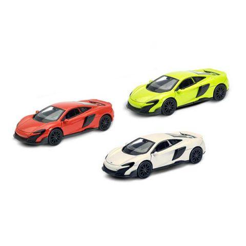 Welly 43757 Велли Модель машины 1:38 McLaren 675LT Coupe