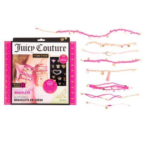 """Juicy Couture 36834 Джуси Кутюр Набор для создания бижутерии """"Розовые мечты"""""""