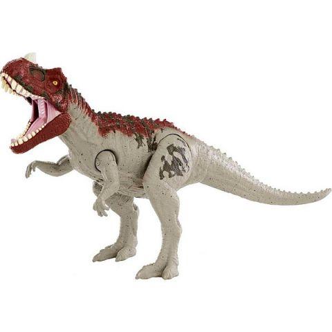 Mattel Jurassic World GWD07 Фигурка Мир Юрского Периода Рычащий динозавр Цератозавр