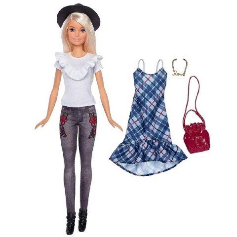 Mattel Barbie FJF68 Барби Игра с модой Куклы & набор одежды