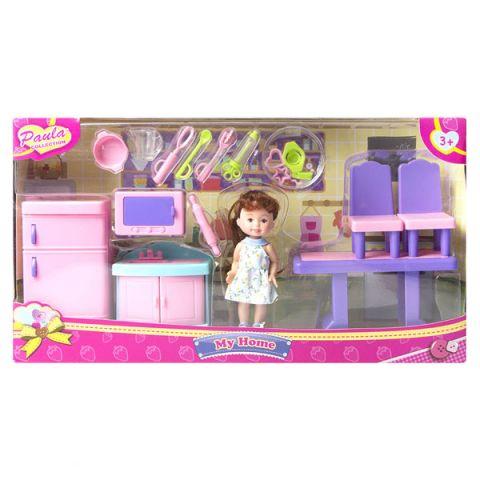 """Paula MC23110d Игровой набор """"Мой дом"""" кухня"""
