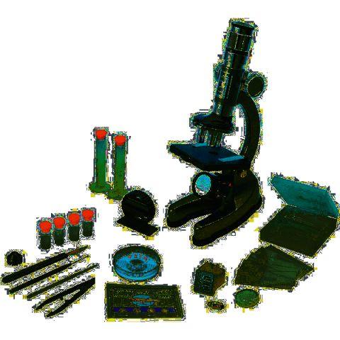 Edu Toys MS903 Микроскоп (100X900)