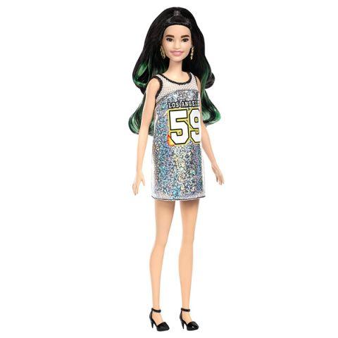 "Mattel Barbie FXL50 Барби Кукла из серии ""Игра с модой"""