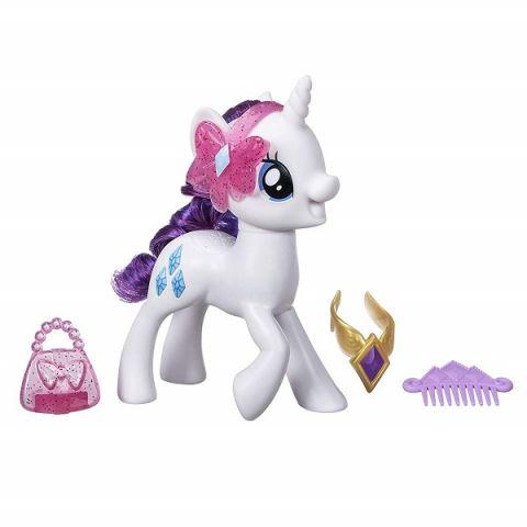 Hasbro My Little Pony E1973/E2584 Май Литл Пони Разговор о дружбе Рарити