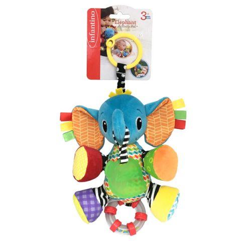 "Infantino 5378 Подвесная игрушка ""Слоненок"""