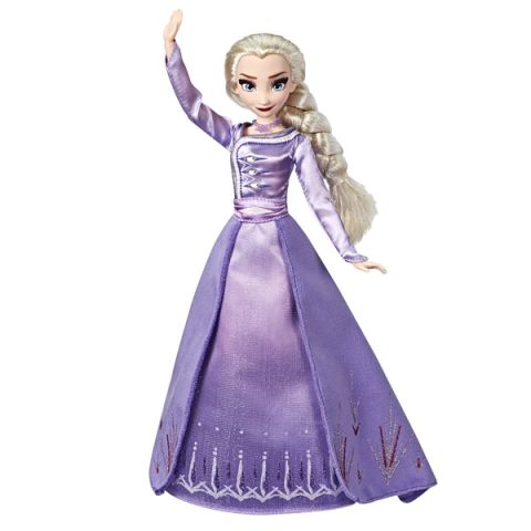 Hasbro Disney Princess E5499/E6844 ХОЛОДНОЕ СЕРДЦЕ 2 Делюкс Эльза