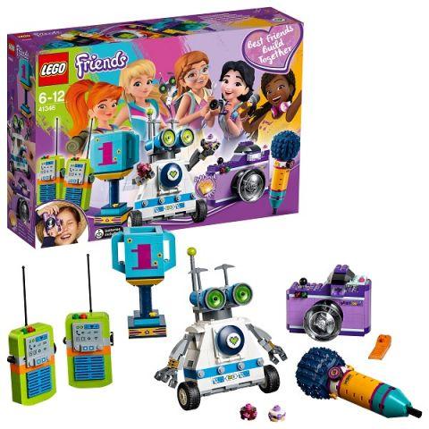 LEGO Friends 41346 Конструктор ЛЕГО Подружки Шкатулка дружбы