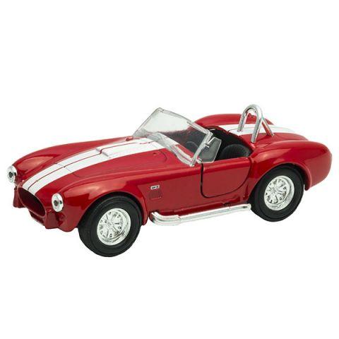Welly 43761 Велли Модель машины 1:34-39 Shelby Cobra S/C 1965