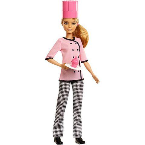 """Mattel Barbie FMT47 Барби Куклы из серии """"Кем быть?"""""""