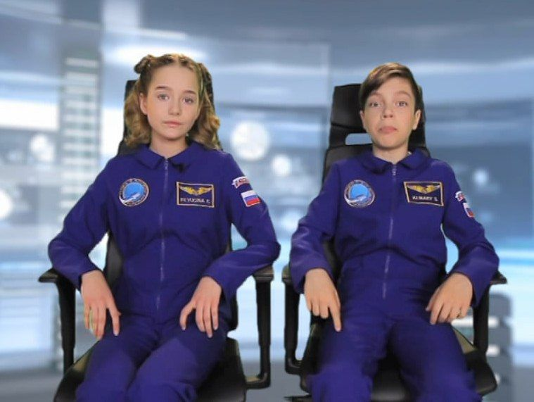 картинка пора в космос пернатые