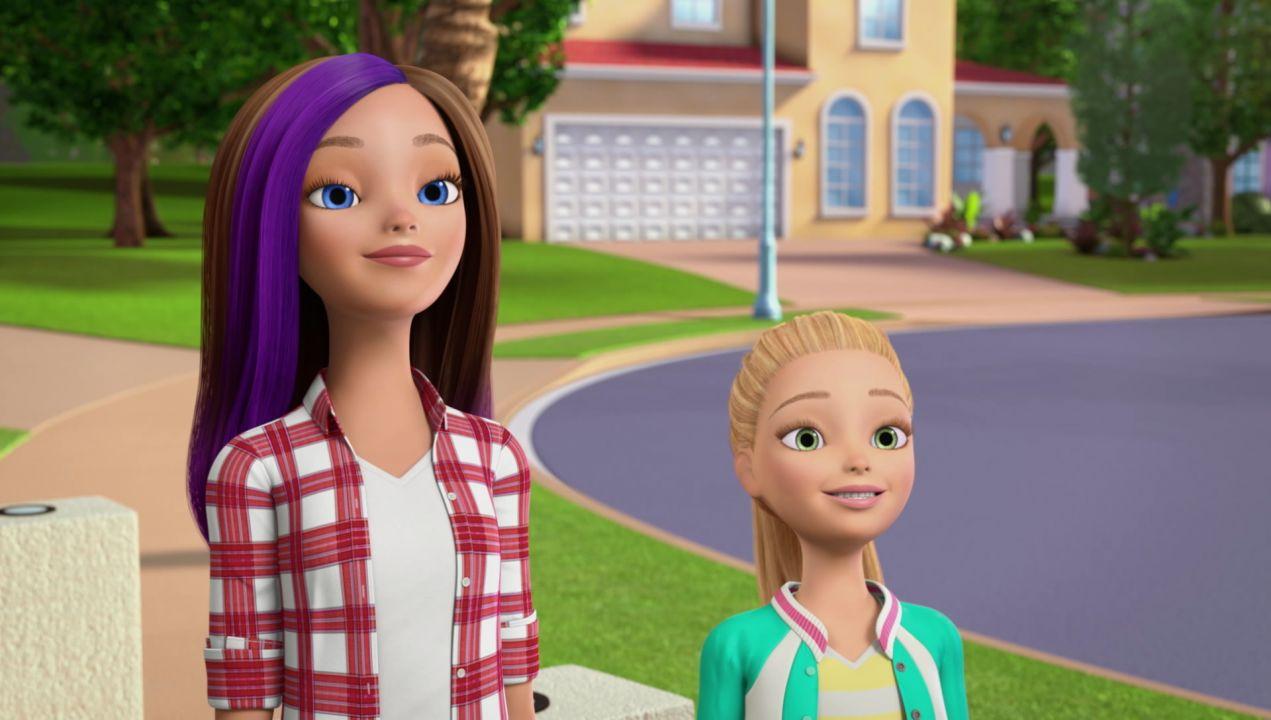 Мультсериал «Приключения Барби в доме мечты» – детские ...
