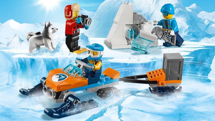60191 Команда исследователей Арктики
