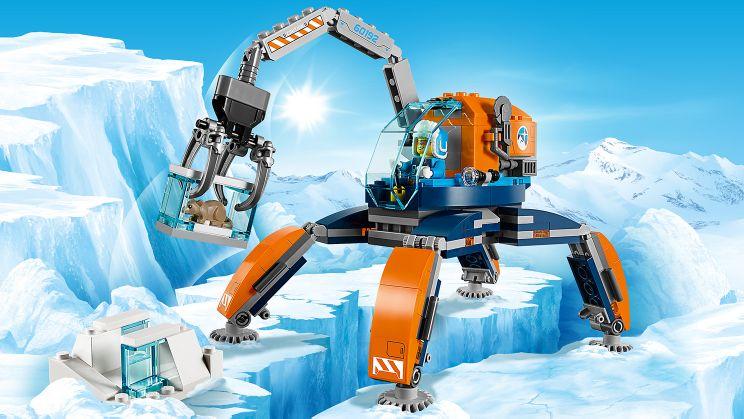 60192 Арктический вездеход