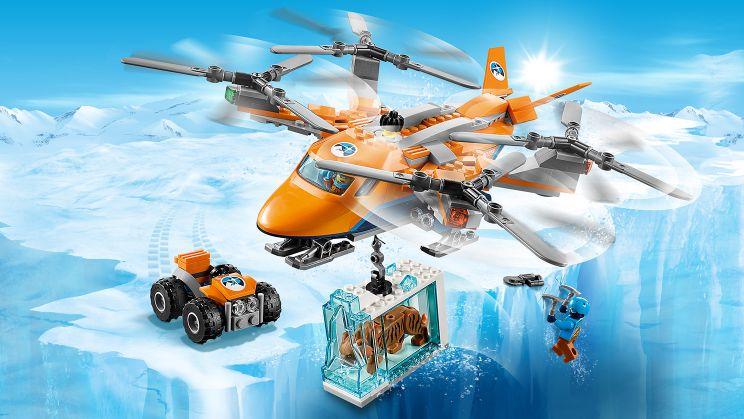 60193 Арктический вертолёт