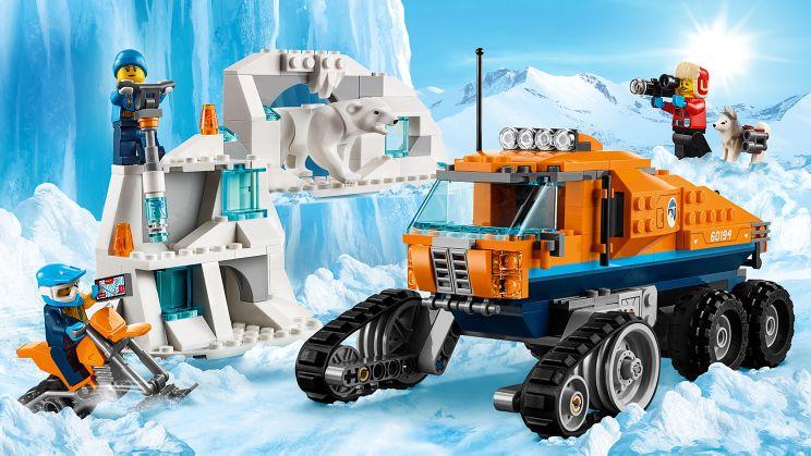 60194 Грузовик ледовой разведки