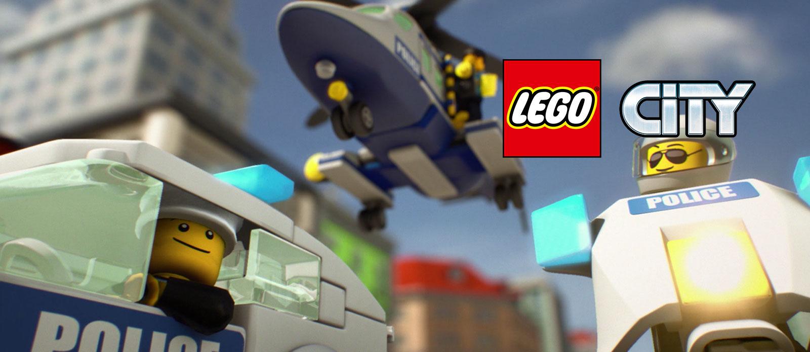 LEGO City 60302 Конструктор ЛЕГО Город Wildlife: Операция по спасению зверей