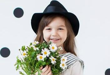 Николь Плиева, 7 лет